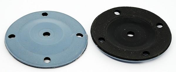 Diaphragm back pressure valve - 20 014 008 15
